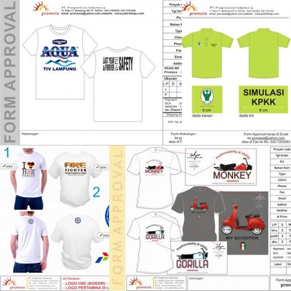 pabrik t-shirt